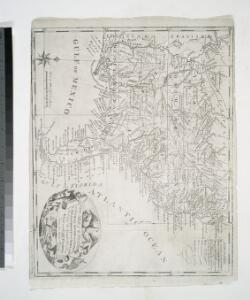 New map of the states of Georgia South and North Carolina Virginia and Maryland : including the Spanish provinces of West and East Florida from the latest surveys / Cornelius Tieboout, sculp. N. York.