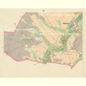 Hainspach - c4122-3-005 - Kaiserpflichtexemplar der Landkarten des stabilen Katasters