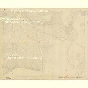 Trschitz - m3142-1-013 - Kaiserpflichtexemplar der Landkarten des stabilen Katasters