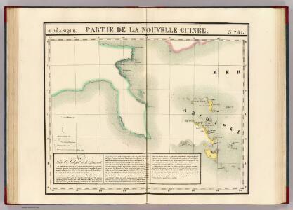 Partie, Nouvelle Guinee. Oceanique no. 31.