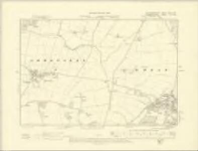 Huntingdonshire XXVIII.NW - OS Six-Inch Map
