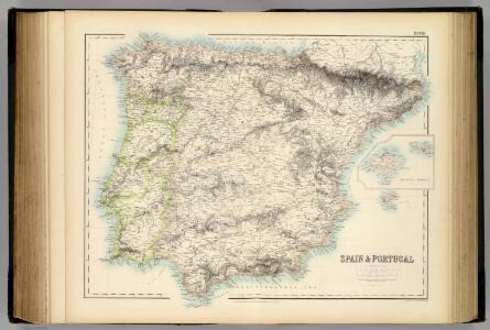 Spain & Portugal.