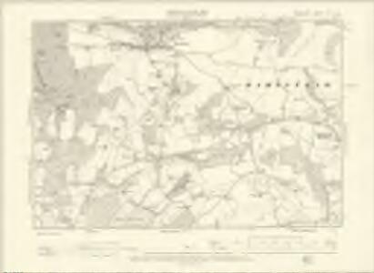 Berkshire XLII.NW - OS Six-Inch Map