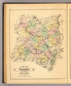 Waldo Co., Maine.