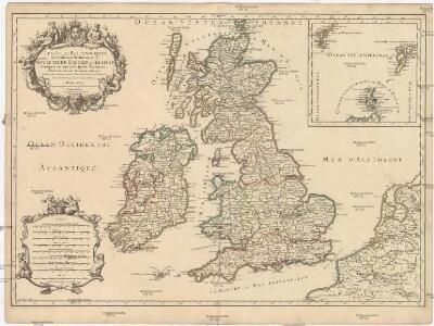 Les isles Britanniques