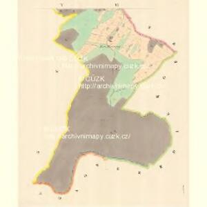Wessely - m3357-1-004 - Kaiserpflichtexemplar der Landkarten des stabilen Katasters