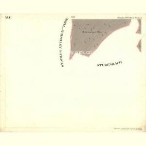 Stadln - c7347-1-025 - Kaiserpflichtexemplar der Landkarten des stabilen Katasters