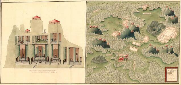 Plan des Bergwergs Wipenstein