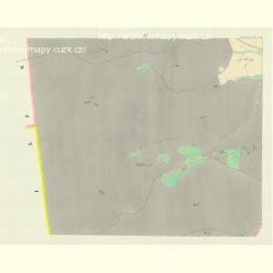 Wschetetsch (Wssetec) - c8913-1-003 - Kaiserpflichtexemplar der Landkarten des stabilen Katasters