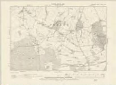 Cheshire XXXIII.SW - OS Six-Inch Map