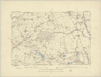Derbyshire XXIV.NE - OS Six-Inch Map