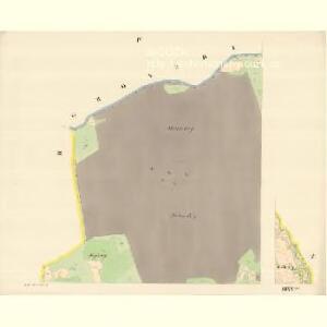 Neu Hrosenkau (Nowi Heasenkow) - m2073-1-004 - Kaiserpflichtexemplar der Landkarten des stabilen Katasters