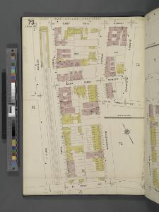 Bronx, V. 15, Plate No. 73 [Map bounded by E. 183rd St., Bassford Ave., Park Ave.]