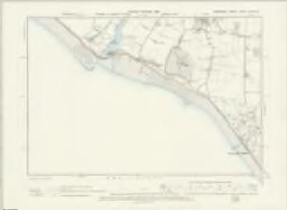 Hampshire & Isle of Wight LXXXII.NE & SE - OS Six-Inch Map