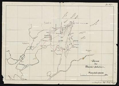 Sketch of the Bassa region.