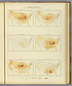 25. Interstate migration 1890 IN-LA.