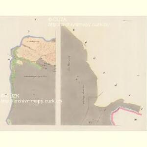 Wobora - c5347-1-001 - Kaiserpflichtexemplar der Landkarten des stabilen Katasters