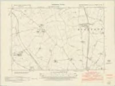 Northamptonshire LIX.SW - OS Six-Inch Map