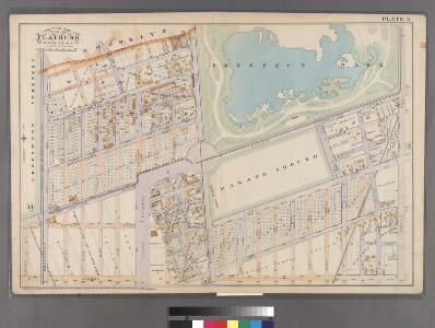 Part of the Town of Flatbush, Kings Co., N.Y.