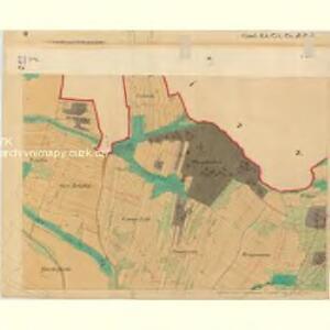 Althart - m2852-1-002 - Kaiserpflichtexemplar der Landkarten des stabilen Katasters