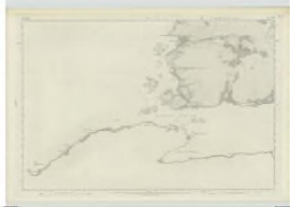 Ross-shire & Cromartyshire (Mainland), Sheet CXXII - OS 6 Inch map