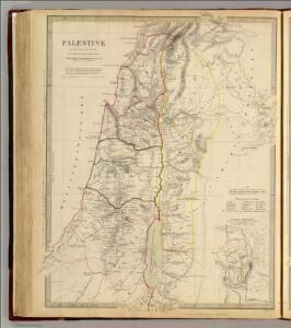 Palestine, time of Our Saviour.