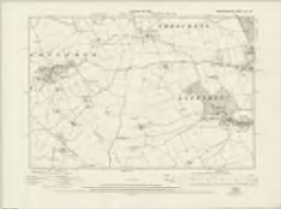 Hertfordshire XIII.NE - OS Six-Inch Map