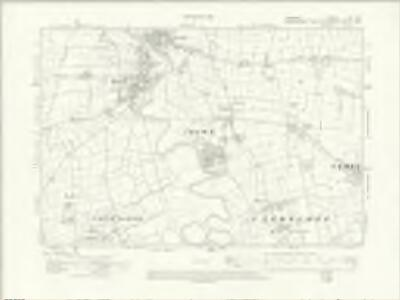 Cheshire LIII.SE - OS Six-Inch Map
