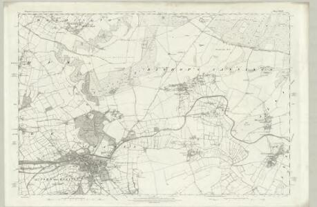Wiltshire XXXII - OS Six-Inch Map
