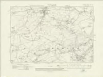 Surrey XVI.NE - OS Six-Inch Map