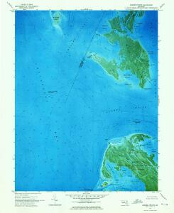 Kedges Straits