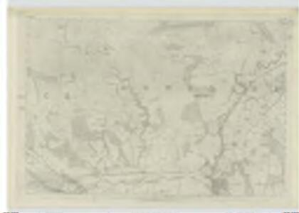 Perthshire, Sheet CXXV - OS 6 Inch map