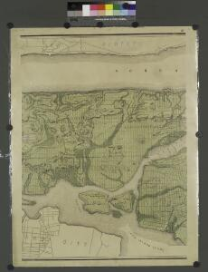 Topographical atlas of the city of New York, including the annexed territory showing original water courses and made land. / prepared under the direction of Egbert L. Viele.
