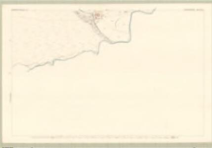Selkirk, Sheet XXI.12 (Roberton) - OS 25 Inch map
