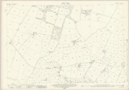 Anglesey XIII.11 (includes: Llanddyfnan; Llangefni; Llangwyllog; Tregaean) - 25 Inch Map