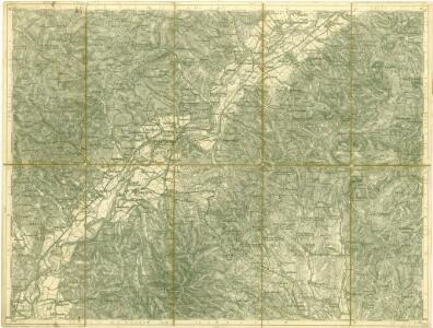 III. vojenské mapování 4460