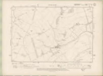 Edinburghshire Sheet XXIV.NW - OS 6 Inch map