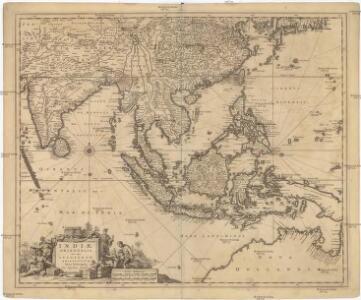 Indiae orientalis, nec non insularum adiacentium nova descriptio