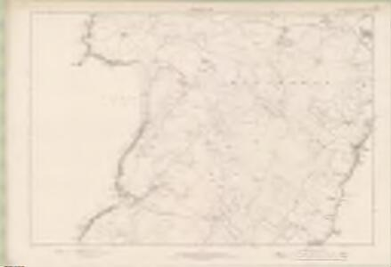 Argyll and Bute Sheet CCVII - OS 6 Inch map