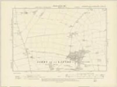 Lincolnshire LXXXVII.SW - OS Six-Inch Map