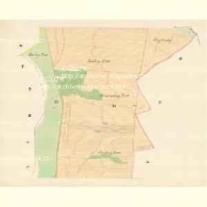 Theresiendorf (Terezow) - m3091-1-002 - Kaiserpflichtexemplar der Landkarten des stabilen Katasters