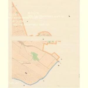 Wolleschnik - c5451-1-006 - Kaiserpflichtexemplar der Landkarten des stabilen Katasters