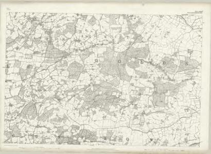 Kent LXXXIIa - OS Six-Inch Map