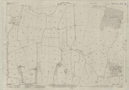 Somerset LXXXIII.5 (includes: Chilthorne Domer; Chilton Cantelo; Limington; Mudford; Yeovil Without) - 25 Inch Map