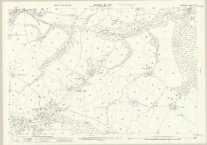 Flintshire II.15 (includes: Llanasa; Whitford) - 25 Inch Map