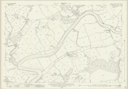 Monmouthshire XXIX.6 (includes: Caerleon; Cemais; Christchurch; Llanhennock Fawr) - 25 Inch Map
