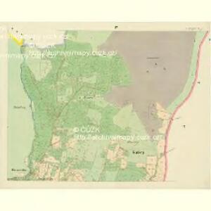 Grasslitz - c3515-1-003 - Kaiserpflichtexemplar der Landkarten des stabilen Katasters