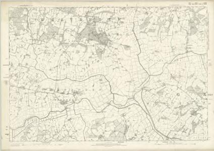 Kent LXXIX - OS Six-Inch Map