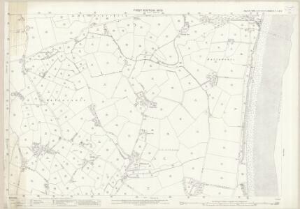 Isle of Man V.2 & 3 - 25 Inch Map