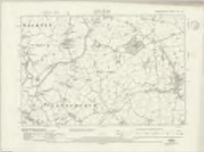 Worcestershire XVI.NE - OS Six-Inch Map